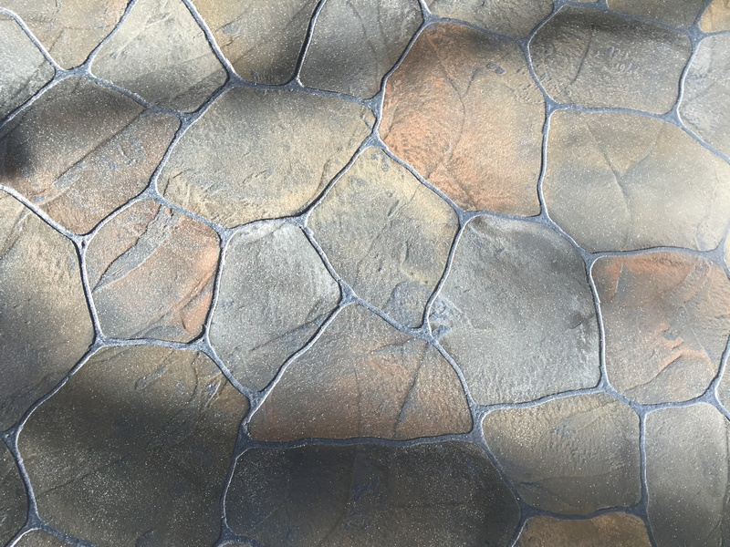 Eurotile All Seal Exteriors Your 1 Choice In Stamped