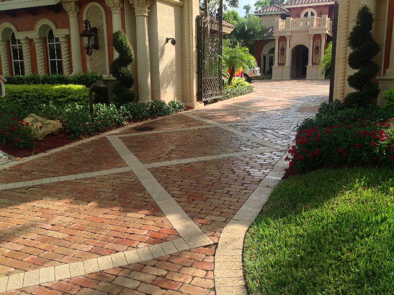 Pavers All Seal Exteriors