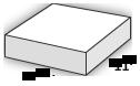 12×12 stone plaza