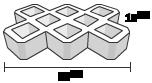 turf block