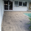 Stamped Concrete Pool Decks (3)