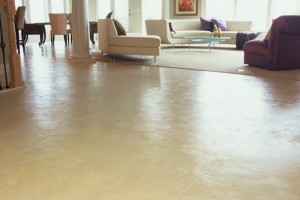 Indoor Concrete Flooring