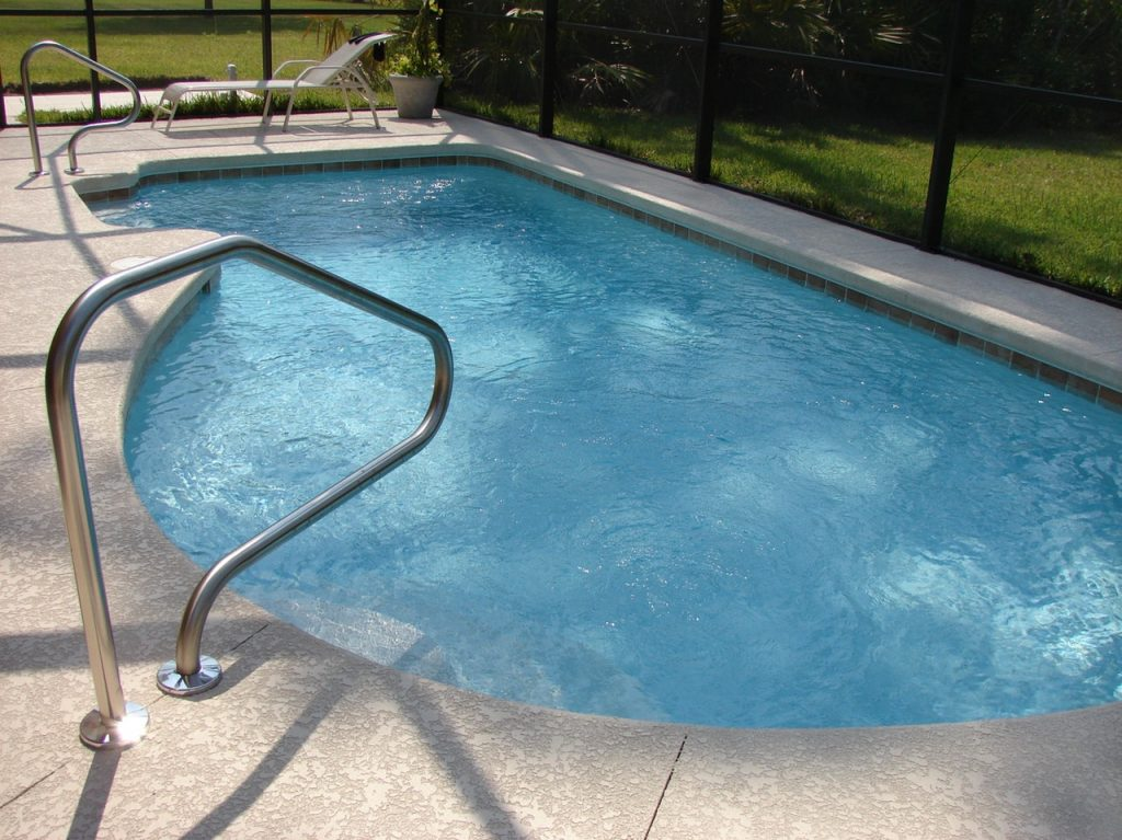 Updated Swimming Pool